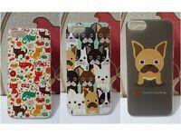 Apple iPhone 7 Ultra Slim Cat/Dog Case Cover ***58 CASES JOB LOT - WHOLESALE***