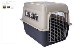 Dog Travel Crate. Medium Size