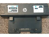 HP - CNU414X157 BLACK PRINTER DOCK - USED/DOES NOT WORK - FOR PARTS