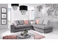 FERRARA Delivery 1-10days relaxation and comfort brand new sofa corner couch settee