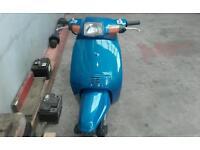 Honda Vision 50cc 2-stroke