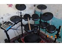 ALESIS DM10 STUDIO MESH DRUM KIT