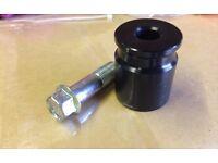 genuine yamaha r1 14b 09>14 parts flange bolt slider chassis