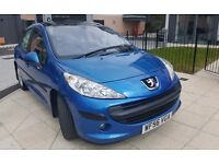 Peugeot 207 HDI 5 door hatchback