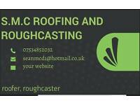 ROOFING (Roofer) AND ROUGHCASTING