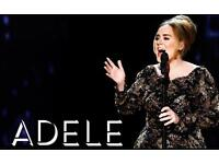 2 x tickets Adele The Finale Concert in Wembley on 28.06.2017