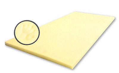 Matratzenauflage (Viscoelastische Matratzenauflage Visco Memory Topper ohne Bezug viele Größe)