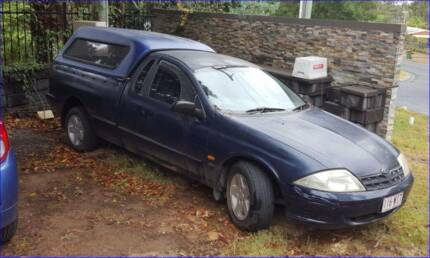 2001 Ford Falcon Ute