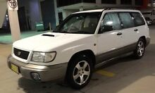 Subaru Forester GT 1999 Automatic Baulkham Hills The Hills District Preview