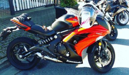 2013 Kawasaki Ninja 650R ABS Low kms