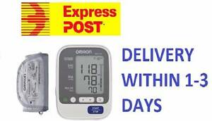Omron HEM 7130 Bp Blood Pressure Monitor Deluxe upper Arm Hoppers Crossing Wyndham Area Preview