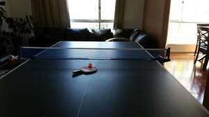 Table Tennis Downer North Canberra Preview