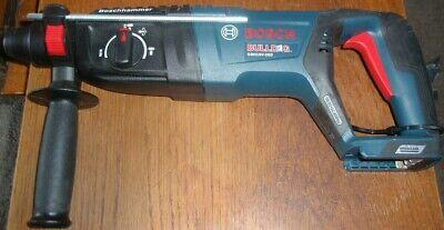 Bosch Gbh18v-26dn Sds Rotary Hammer Bulldog Cordless Brushless Tool Only