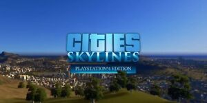 Looking for City Skyline PS4