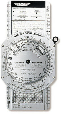 NEW - ASA E6-B Flight Computer | ASA-E6B for sale  Durham