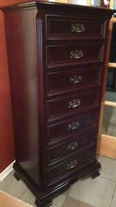Gibbard Solid Mahogany Lingerie Chest