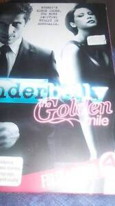 Underbelly the golden mile Dvd Minyama Maroochydore Area Preview