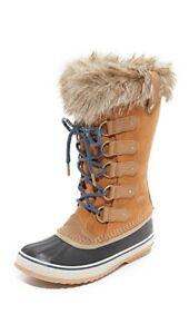 Sorel Women's Joan of Arctic Boot Elk Dark Mountain - Size 7
