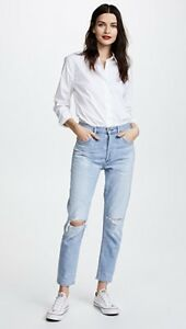 Citizens of Humanity Torn Liya Jeans sz 25 NWT