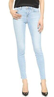 J BRAND Mid Rise SUPER SKINNY Jeans 620T Tall Length In Beach Line 26 x 29 EUC