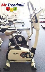 KETTLER EXERCISE BIKE | Mr Treadmill Geebung Brisbane North East Preview