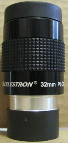 NEW 32mm Celestron Plossl telescope eyepiece