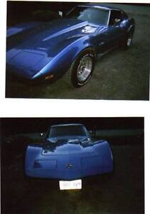 1974 Chevrolet Corvette Stingray Peterborough Peterborough Area image 3