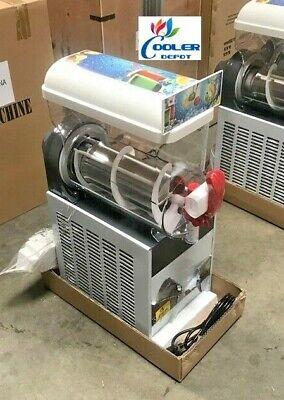 New 15l Margarita Frozen Cocktail Maker Slushie Machine Slush Puppie Icee