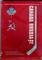 1972 Canada / Russia Hockey Game (3)DVD or SWAP !