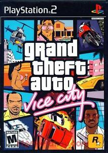 Jeu Grand Theft Auto: Vice City + L'Official Strategy Guide