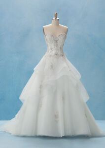 """MUST GO!! Alfred Angelo 'Belle"""" Disney Collection Gown"""