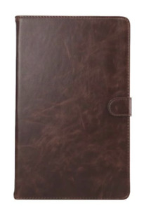 """Leather case cover for Samsung Galaxy Tab A6 A 10.1"""" T580"""