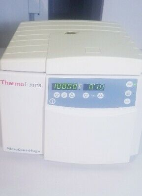 Thermo Forma 5519 Microcentrifuge Digital Centrifuge W 24-place Rotor No Lid