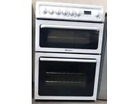 HOTPOINT 60CM ELECTRIC COOKER **FREE LOCAL DELIVERY 3 MONTHS GUARANTEE**