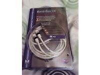 Home Audio Monster Cable MB100 SW-4M EU Subwoofer Cable
