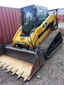 Cat287C2 - Skid Steer - Low Hours