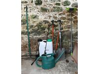 Collection of Garden Hand Tools