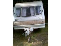avandale caravan suitable as playroom/shed