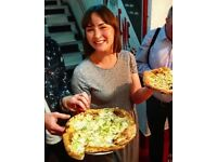 Assistant Restaurant Manager for Pizza Pilgrims in Central London Site, EC1R 4QD