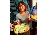 Pizza Pilgrims seeks Waiting Staff, Waiters, Waitresses in E1 6JE