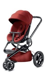 Quinny Mood pushchair and pebble car seat