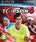 Top Spin 4 | PlayStation 3 (PS3) | iDeal