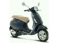 Vespa primevia 125 scooter