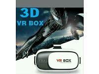 VR HEADSET 3D. SAMSUNG OR IPHONE ANDROID