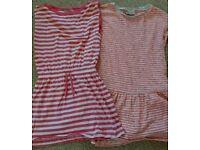 2 girls next dresess 6 years