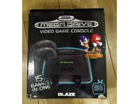 Mini Sega Mega Drive Console