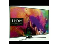 Ue60ju6800 SMART LED 4K TV WITH BOX NANO CRYSTAL TECHNOLOGY