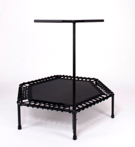 Professional fitness trampoline for your home!