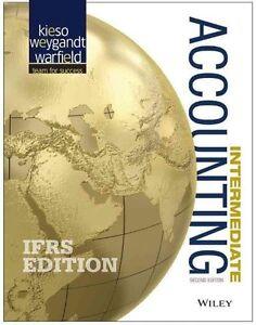 Intermediate Accounting IFRS Edition by Donald E. Kieso 9781118443965