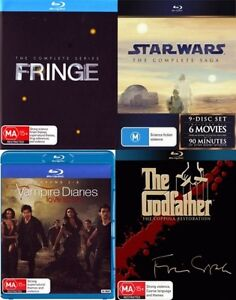 Blu-Ray Box Sets Browns Plains Logan Area Preview